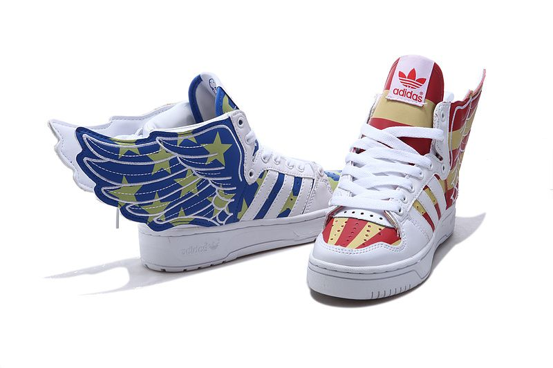 Adidas Hightops Schuhe Glow In The Dark Stars Schwarz