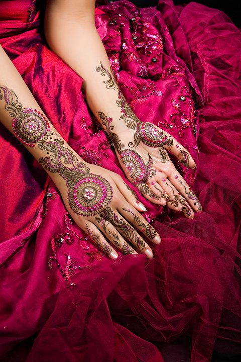 By Pavan Ahluwalia - Guinness World record holder for being the fastest henna artist!