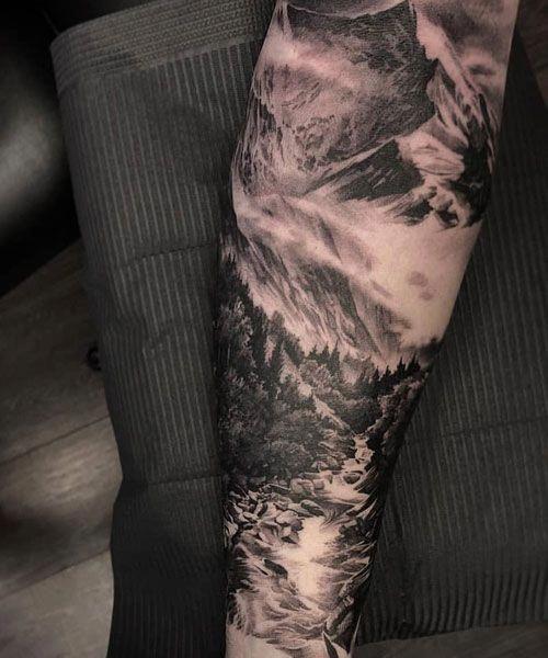 choose full sleeve tattoos designs #Fullsleevetattoos – #
