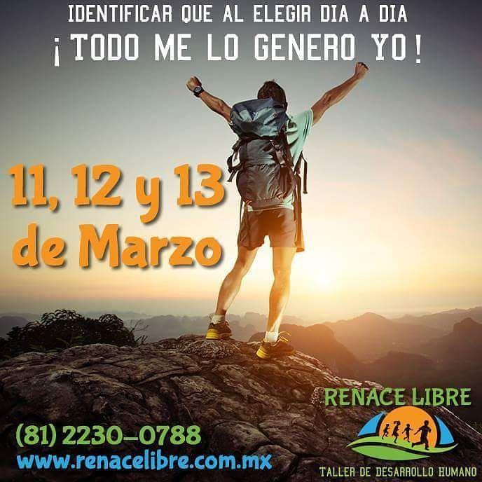 Después de una pequeña temporada de no dar entrenamientos en Monterrey regreso lleno de amor y sabiduría a dar lo mejor de mi. www.JuanCarlos.Coach