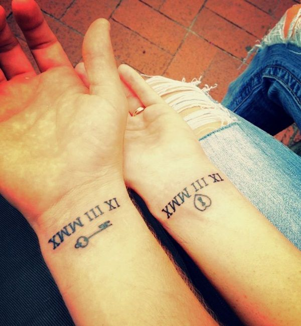 71 of the Best Couple Tattoo Designs that will keep your Love ...