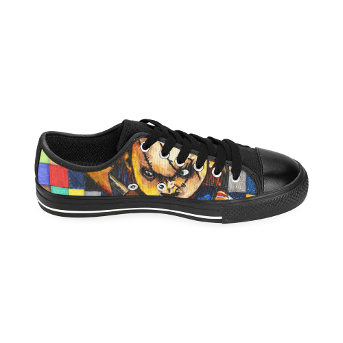 He's A Good Guy Chucky Child's Play Men's Classic Canvas ...