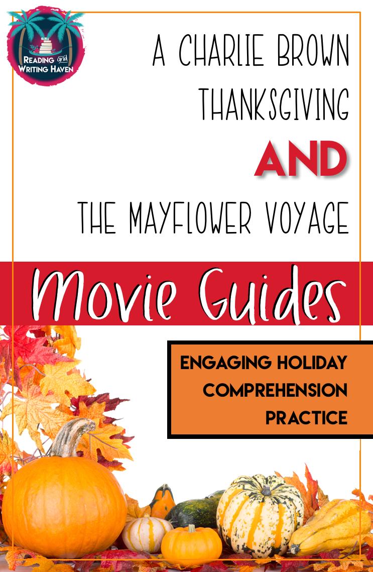 Charlie Brown Thanksgiving & Mayflower Voyage Movie Guide   Movie ...