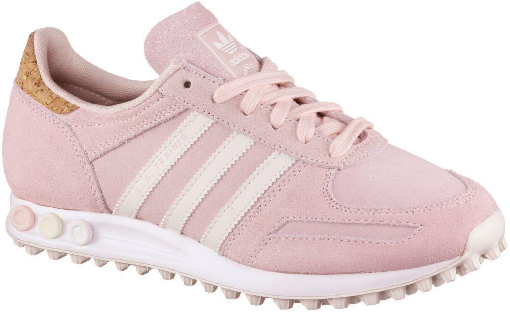 Adidas La Trainer W Sneaker Damen Rosa Sneaker Damen Sneaker Sneaker High
