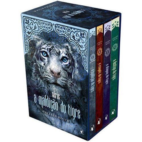 Livro Box A Saga Do Tigre Edicao Economica Livros Box