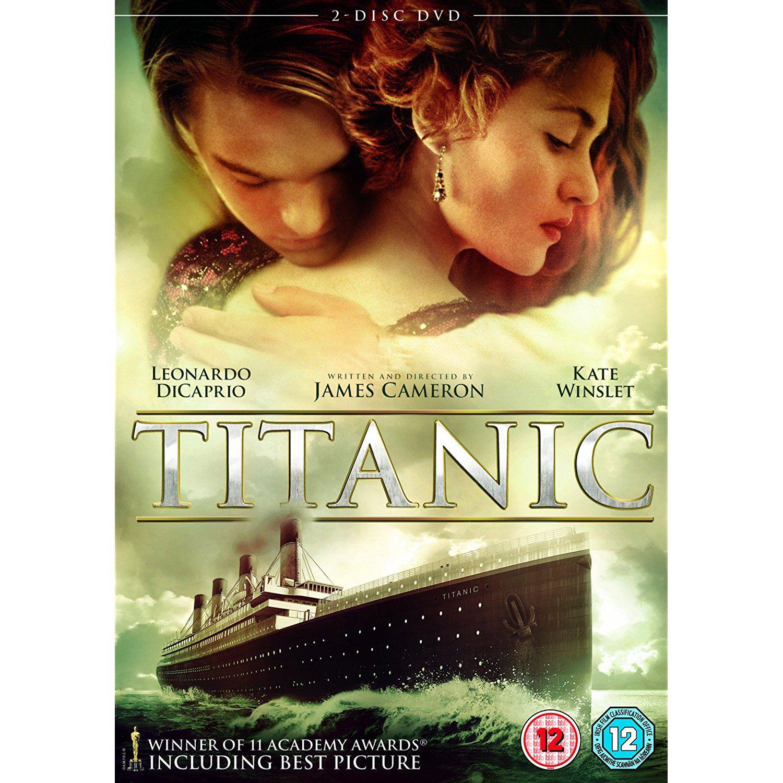 Resultado De Imagem Para Capa Do Filme Titanic Titanic Filme Titanic Dvd