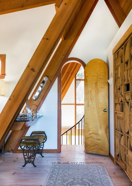Got It Mastered - This Hollywood Hills A-Frame Home Is Magical - Photos
