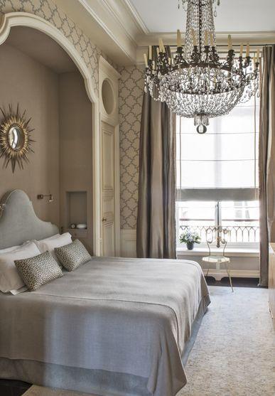 Épinglé par Soledad sur Luxury master bedroom Pinterest Alcôve