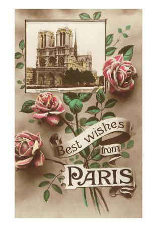 MI BAUL DEL DECOUPAGE: PARIS VINTAGE.