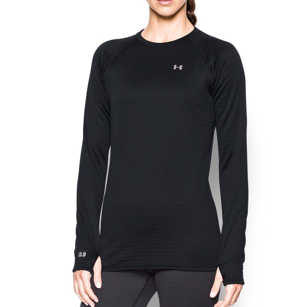 1093d2e1a Women's UA Base™ 3.0 Crew Long Sleeve | Under Armour US | Products ...