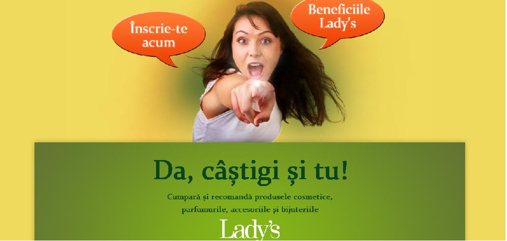A aparut catalogul Lady's pentru septembrie | Caietul Cristinei