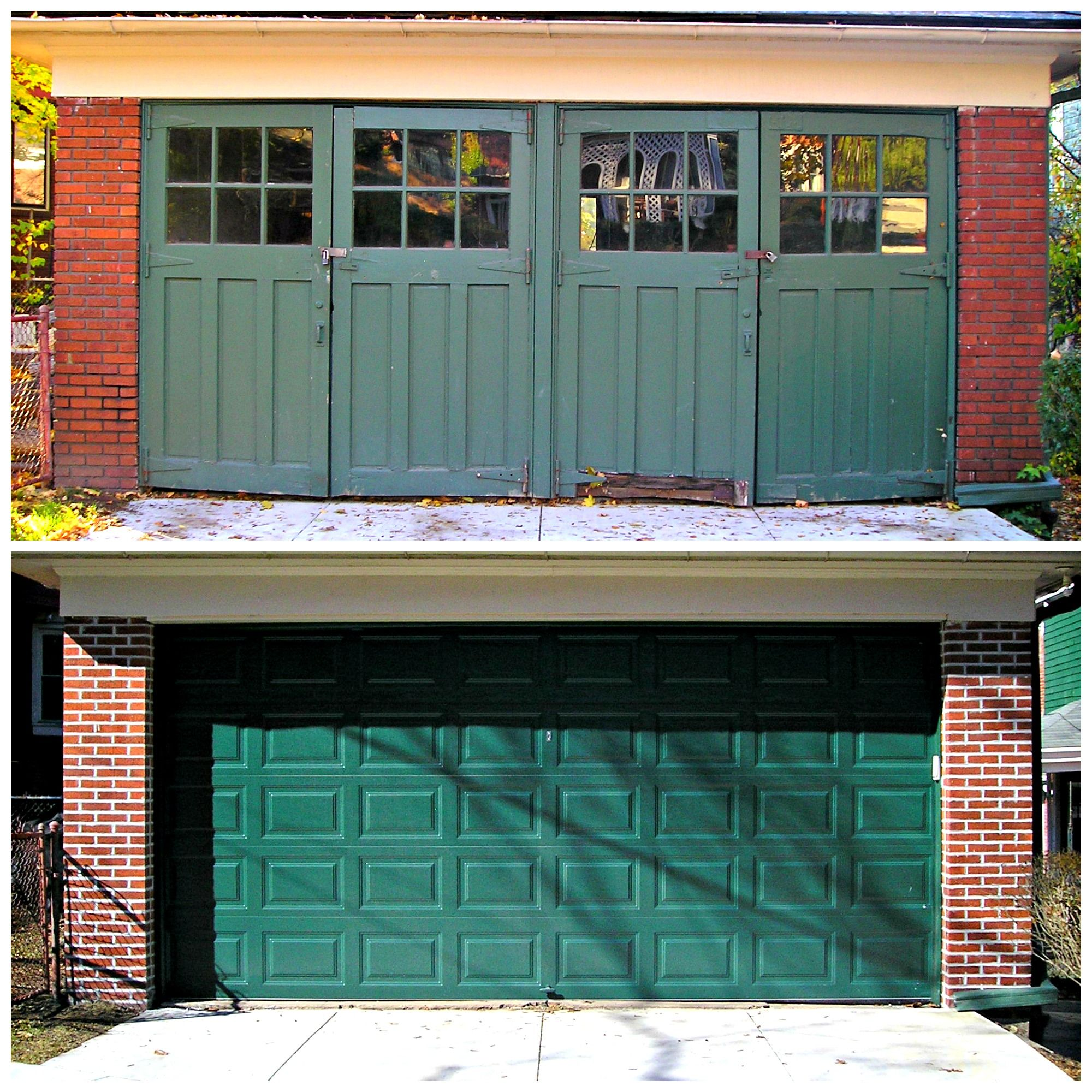 Clopay 4050 Garage Door Check Out Their Website Gielgaragedoors