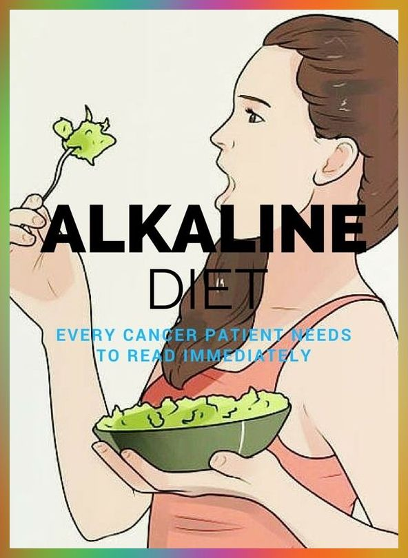 ALKALINE FOOD LIST: THE MOST EFFECTIVE ALKALIZING FOODS TO RESET ALKALINE BALANCE  #naturalcures