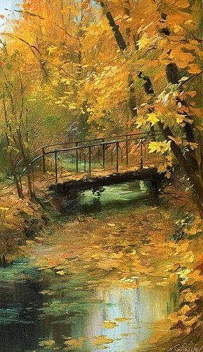 Thank you for your pins today!  For the next two days (until Sunday night), let's do AUTUMN art.