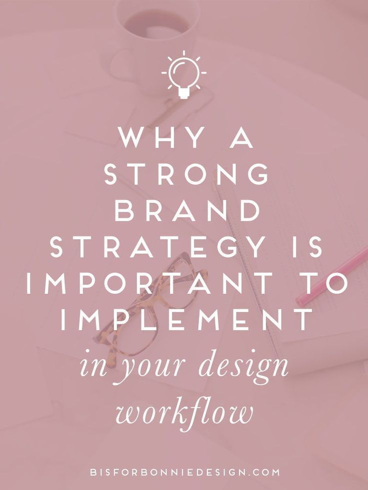 How to Leverage Brand Strategy to Uplevel your Design Biz | b is for bonnie design | brand design,