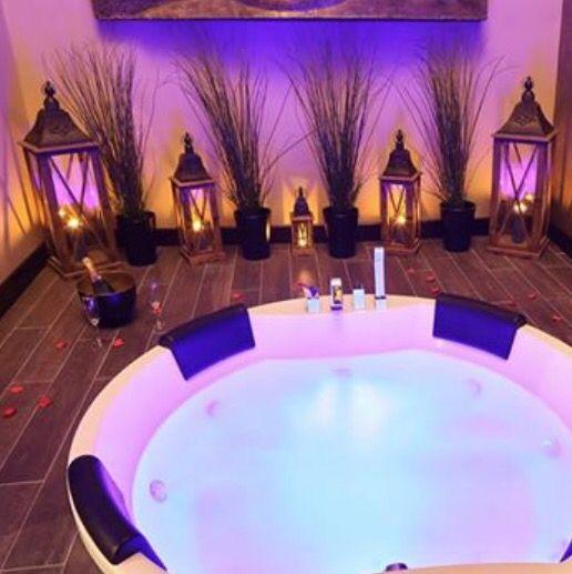 Le Parvati Suite De Luxe En Deux Jacuzzi Sauna Decor