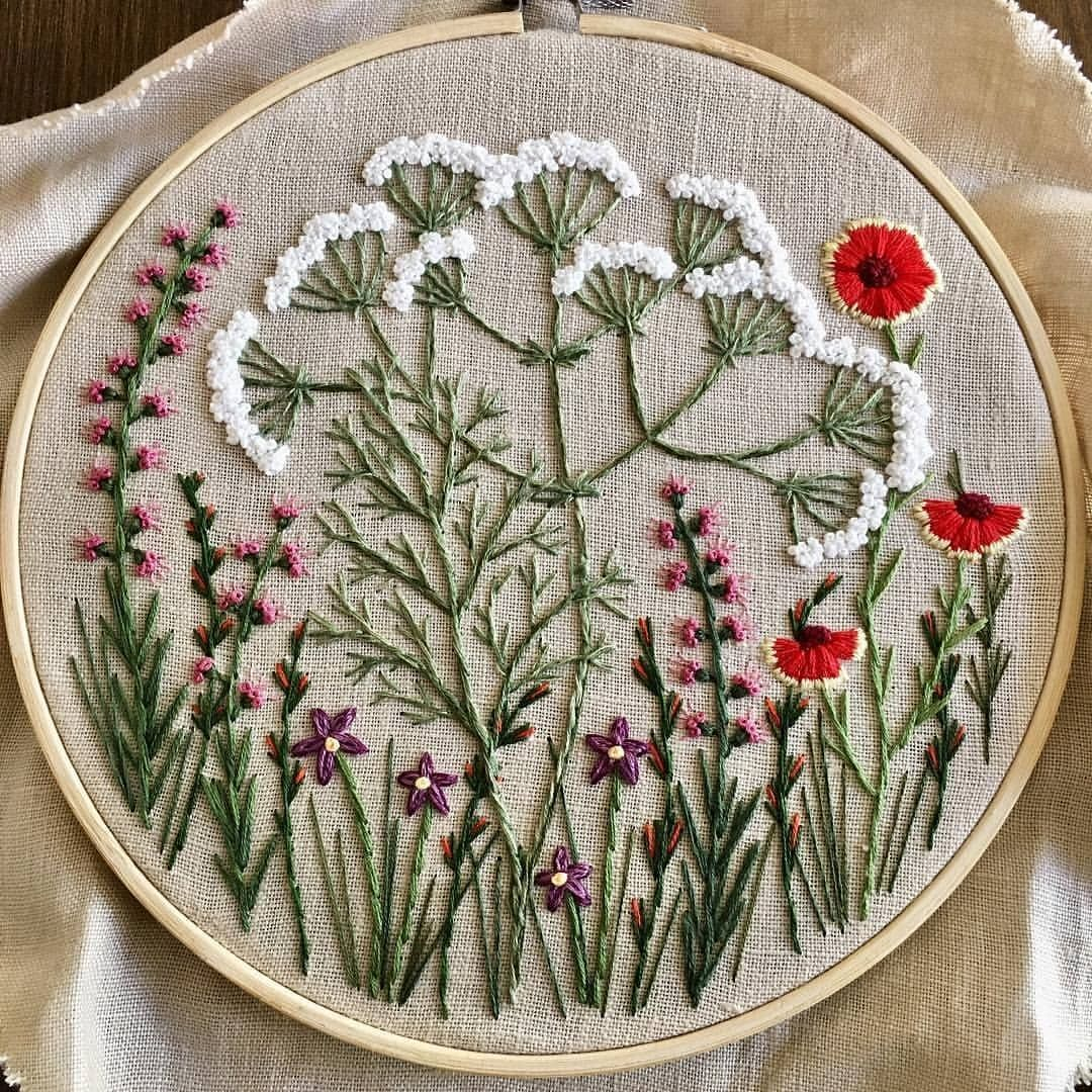 Rachelwinterssewing Вышивка pinterest embroidery embroidery