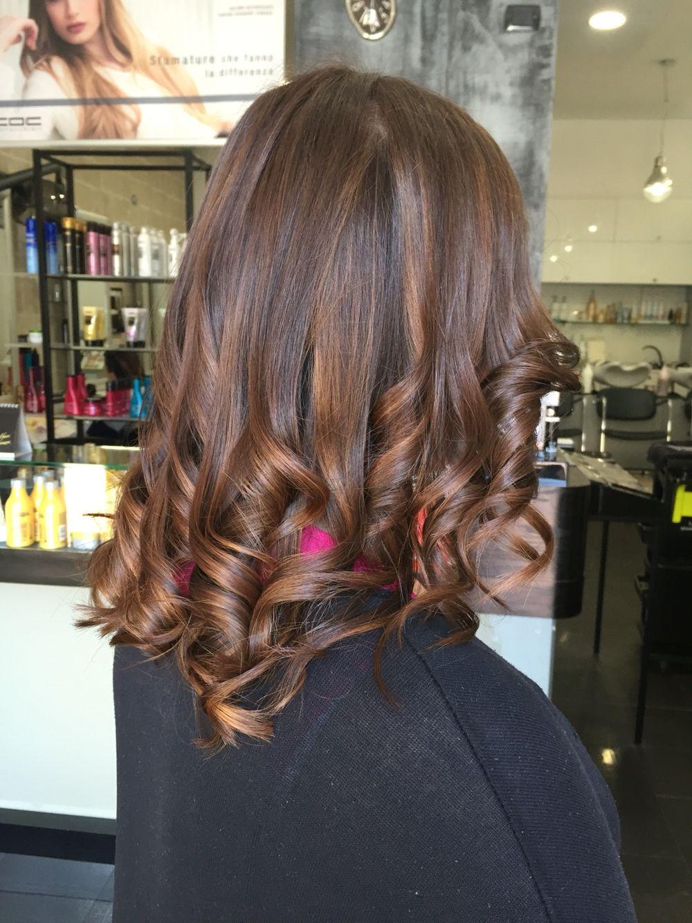 Degradè conseil hair pinterest pretty hairstyles curls and hair