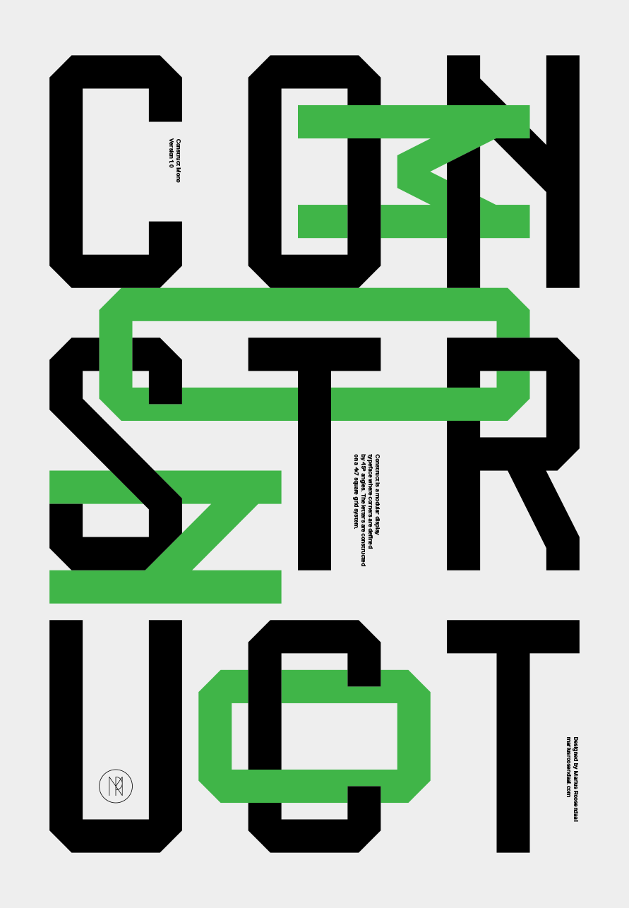 Construct - Marius Roosendaal