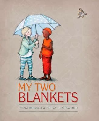 "Kids' Book Review: Review: My Two Blankets would be perfect for ""migration/displacement"" UOIs. Also fits well with ‬ ‪risktaker, ‎communicator,‎confidence‬ empathy, tolerance"