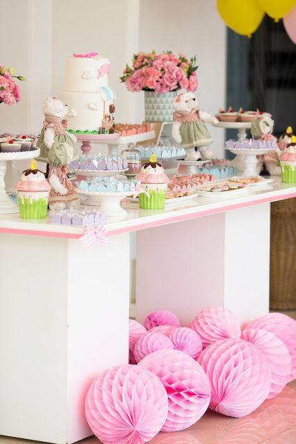 bella_fiore_decoração_festa_infantil_menina_sorvete_ursa_sorveteira_rosa…