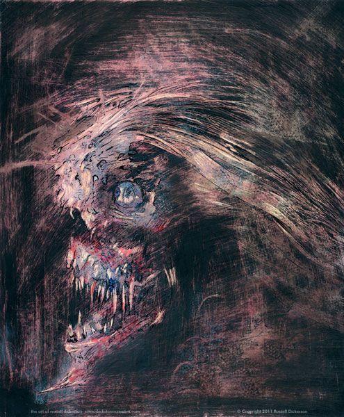 "Nightmare"" Jeremiah Morelli - Artwork on USEUM"
