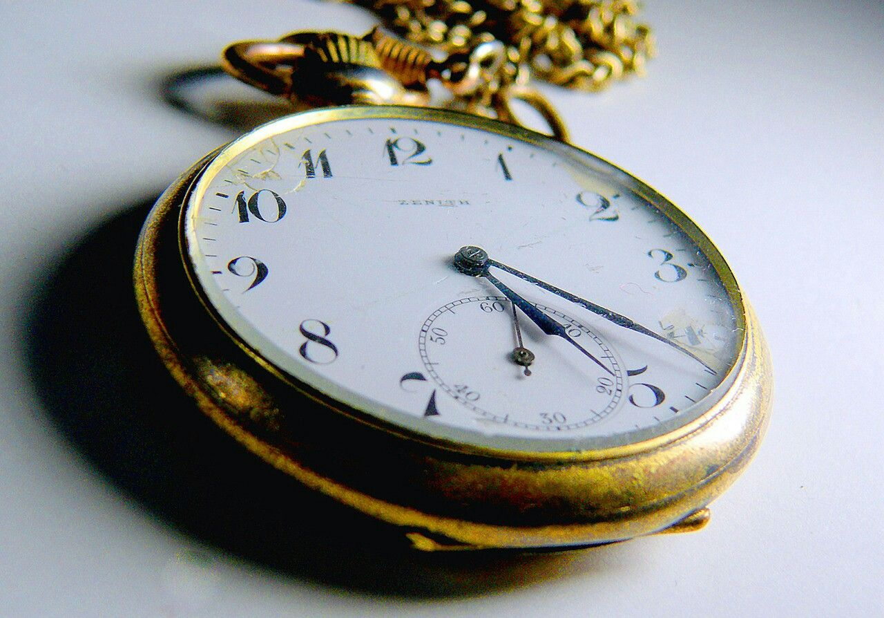 Pocket Watch #handsoftime #watch #timeonachain