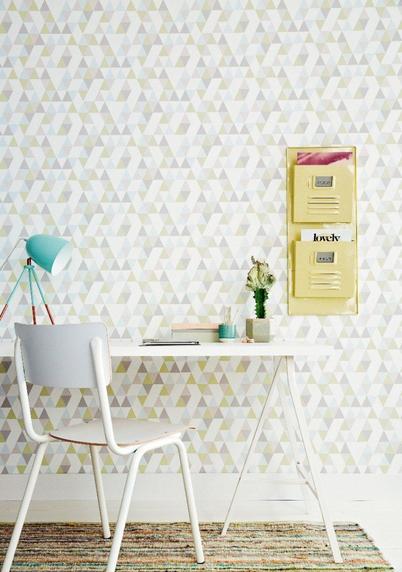 trilatero col.06 | grafische tapeten | pinterest | wallpaper