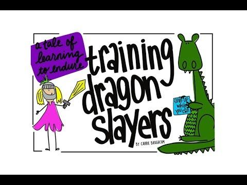 Training Dragon Slayers: A Tale of Learning Endurance... Life is full of challenges. Learning is full of challenges. Moments in our classroom bring us and our students challenges. We can quit and say I am done or we can summon our skills, our tools and endure. Join me, a brave knight and a dragon as we learn how we can face a challenge and endure.