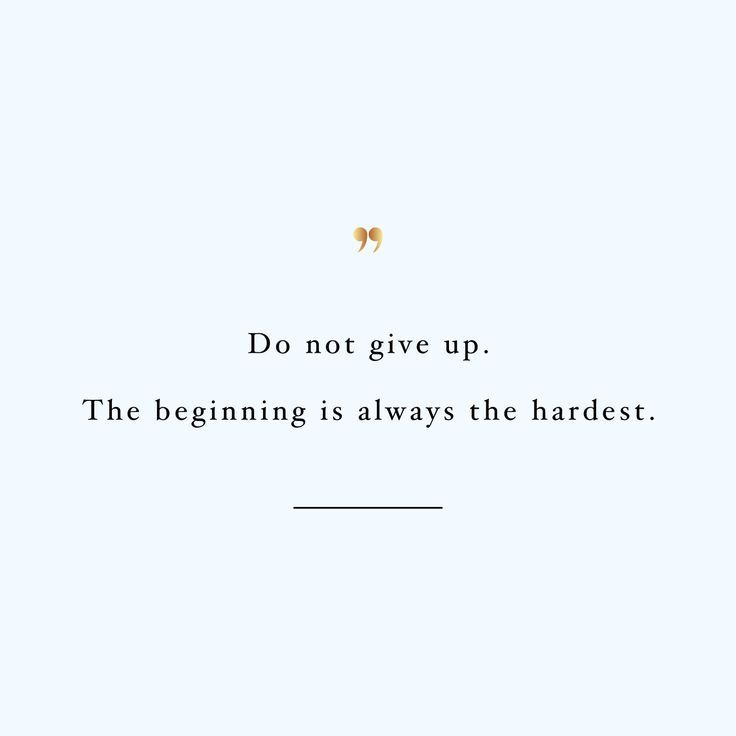The Beginning Is The Hardest  Training Quotes Motivation And