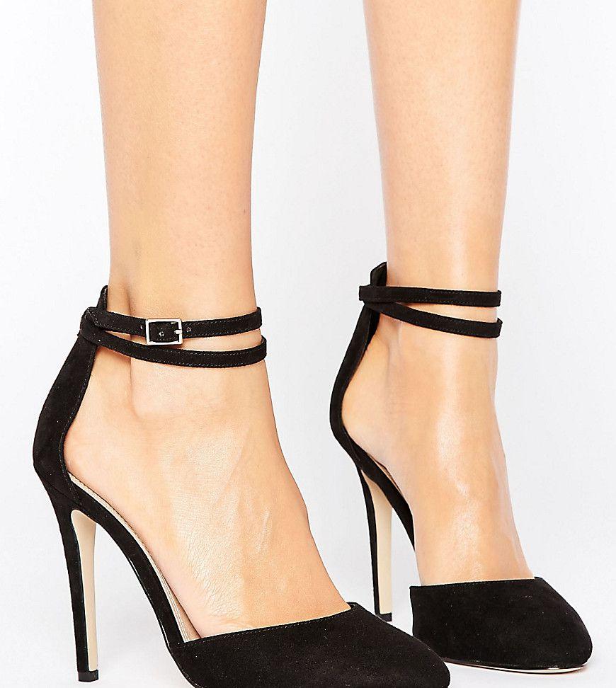 ASOS PLAYDATE High Heels Black   Black high heels, Heels