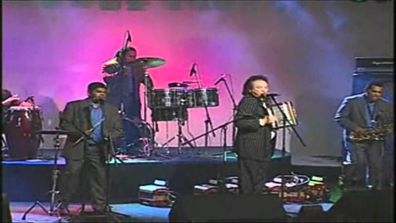 Aniceto Molina Popurri De Cumbias En Vivo Playlist Aniceto Molina Cumbia Buena Musica