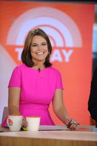 Savannah guthrie big tits and naked body