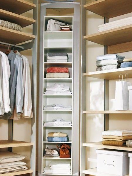 Mehr Ordnung: 18 clevere Ideen für den Kleiderschrank | Diy ...