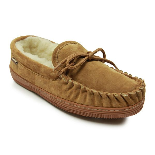 ab506be2dc9 Lamo Moccasin Suede Slippers - JCPenney