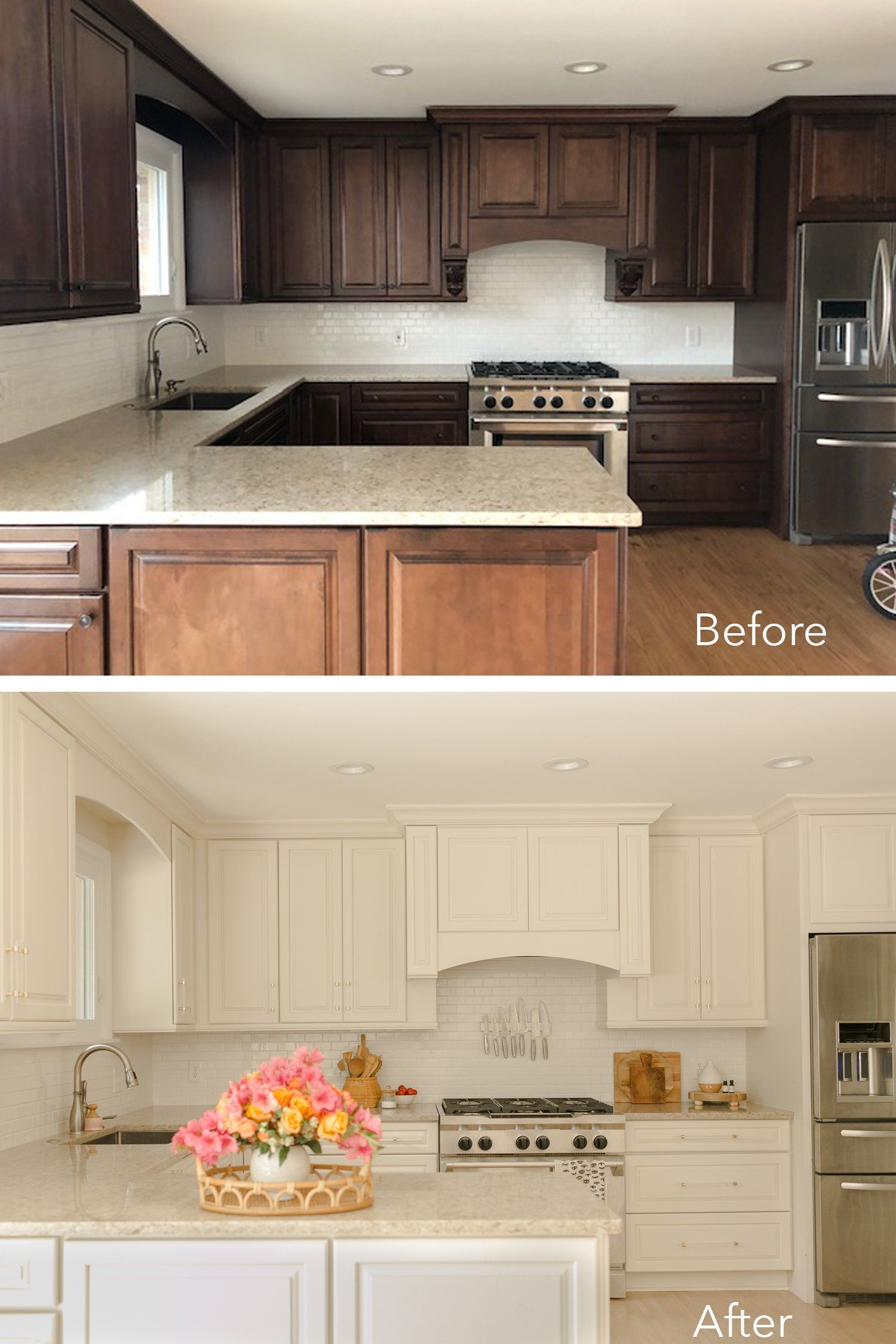 What S The Best Paint For Kitchen Cabinets A Beautiful Mess In 2020 Best Paint For Kitchen Kitchen Cabinets Kitchen Paint