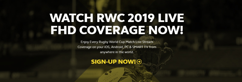 Rugby World Cup 2019 Live Stream Free All Matches in HD