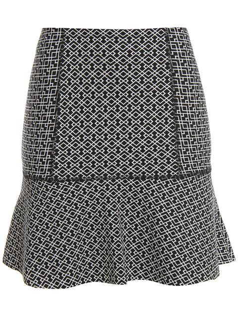 227208eb3451 Compre Fillity Saia evasê. | faldas y shorts em 2019 | Modelos de ...
