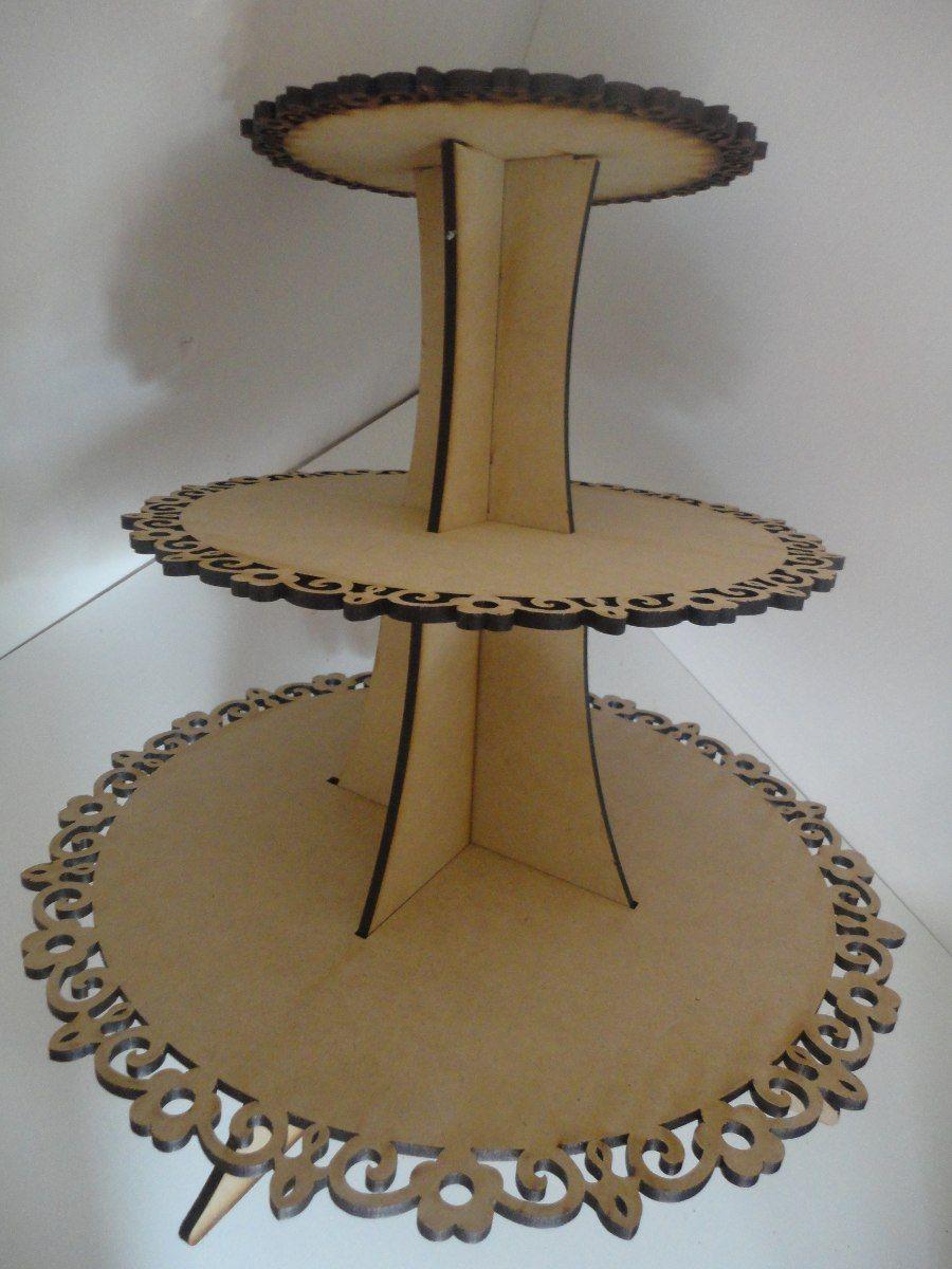Bases para centros de mesa de carton buscar con google - Mesas de carton ...