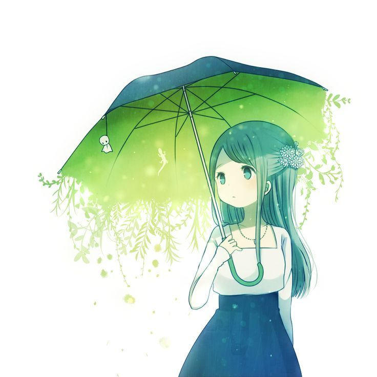 female cartoon characters with an umbrella - Google Search ...