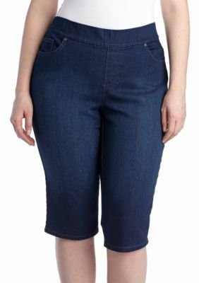 Plus Size Avery Slimming Skimmer Pant