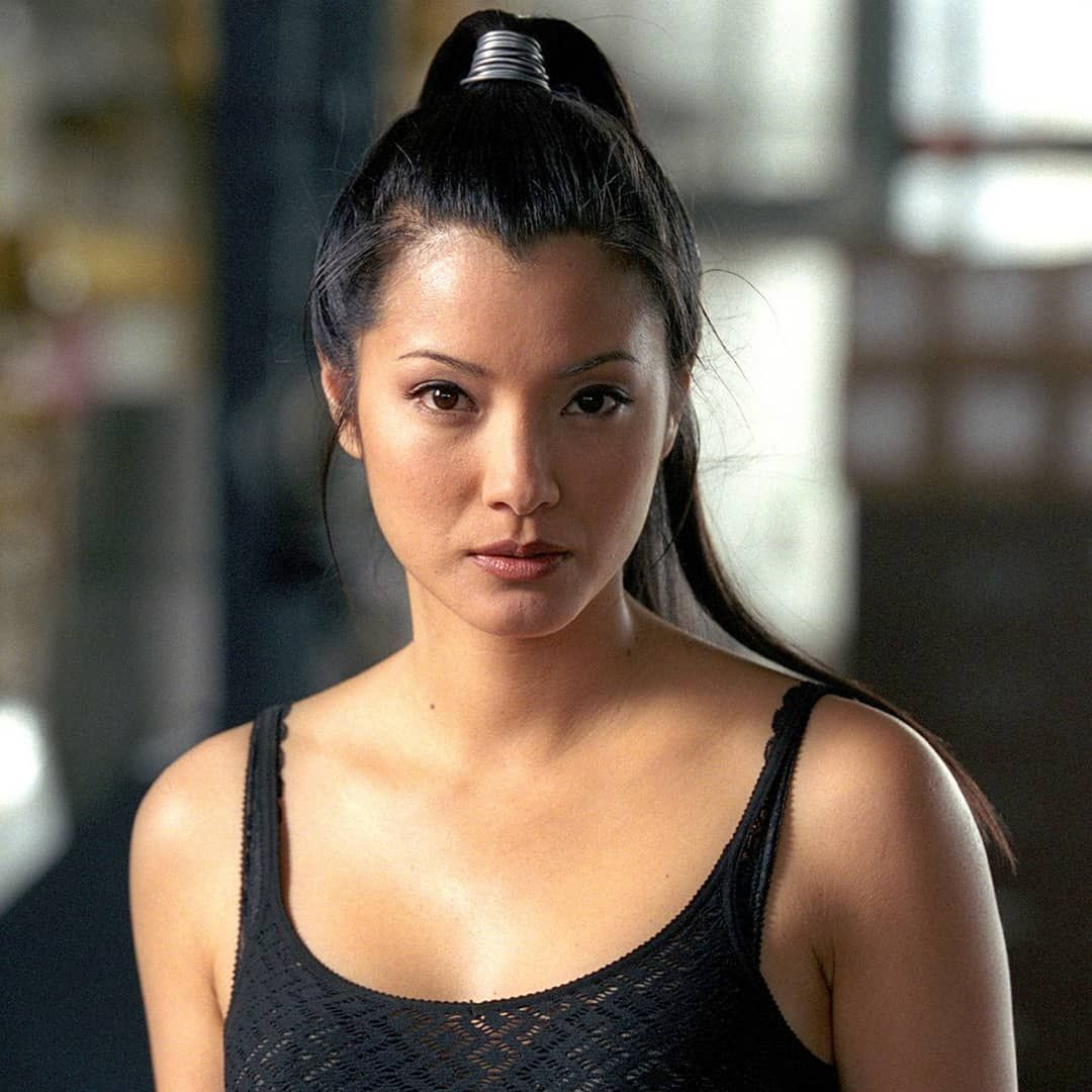 Kelly Hu on Instagram: Do you want to fight me?? Or just
