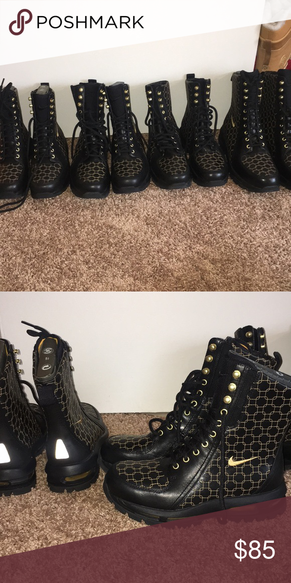 boots, Nike acg boots, Womens nike boots