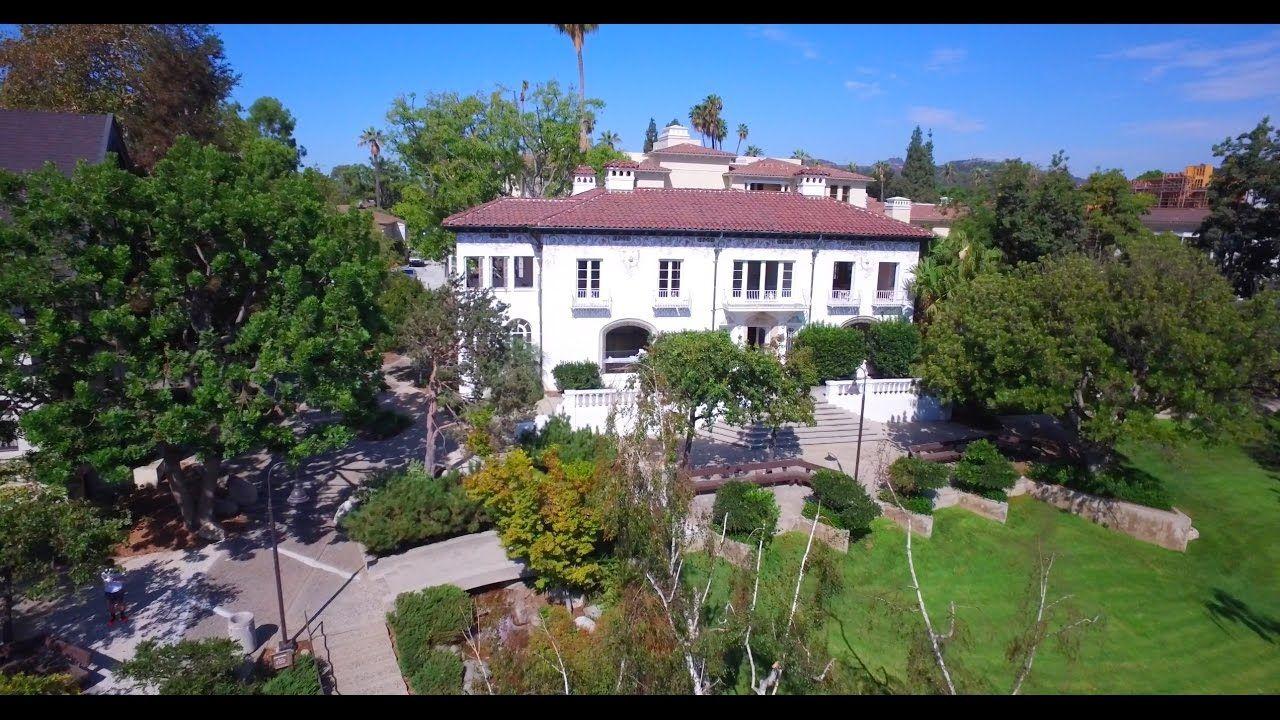 Terrace Villa At Ambassador Gardens Pasadena Ca A Lavish 2 Story Italian Revival Built In 1924 On Millionaire S Row Mansions Pasadena Terrace