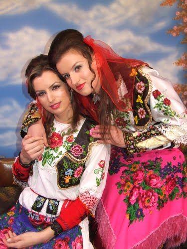Tropoje, Albanian folk costume http://www.travelbrochures.org/5/europa/albanian-travel-guide