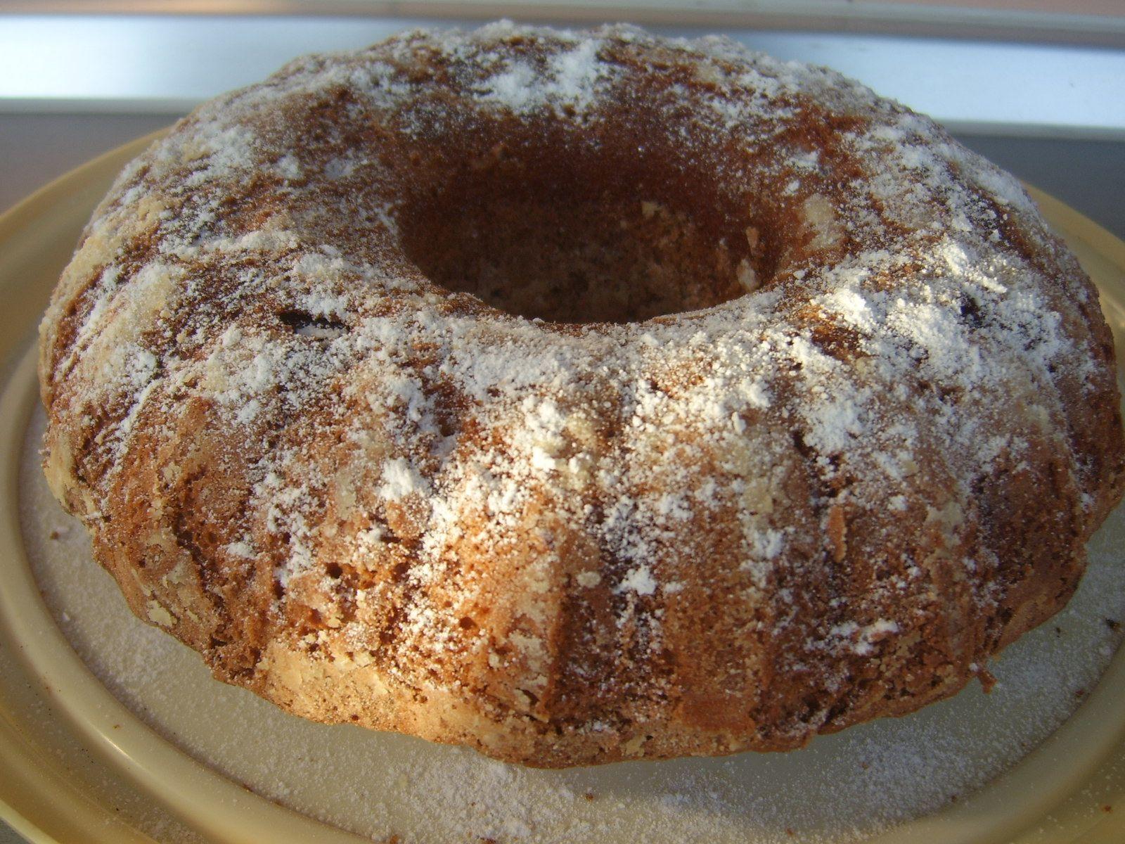 homemade cake Magi :)
