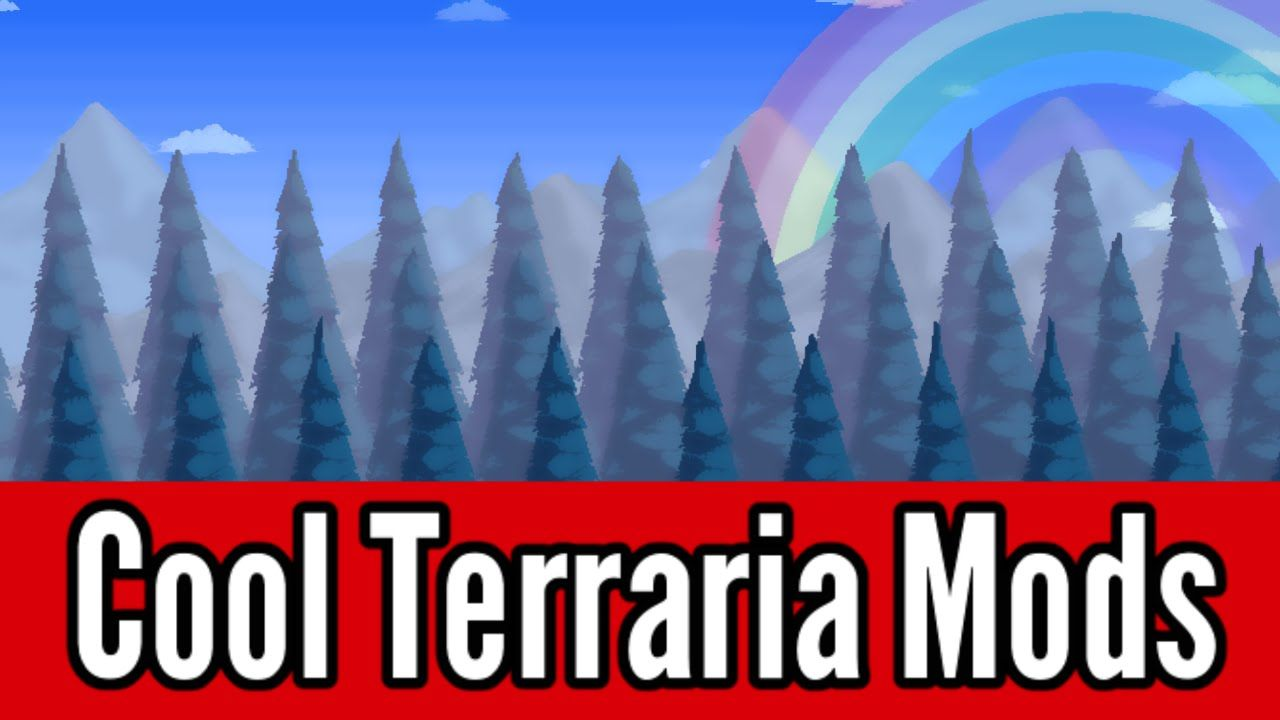 Cool Terraria 1 3 3 Mods Terrarium Cool Stuff Mod