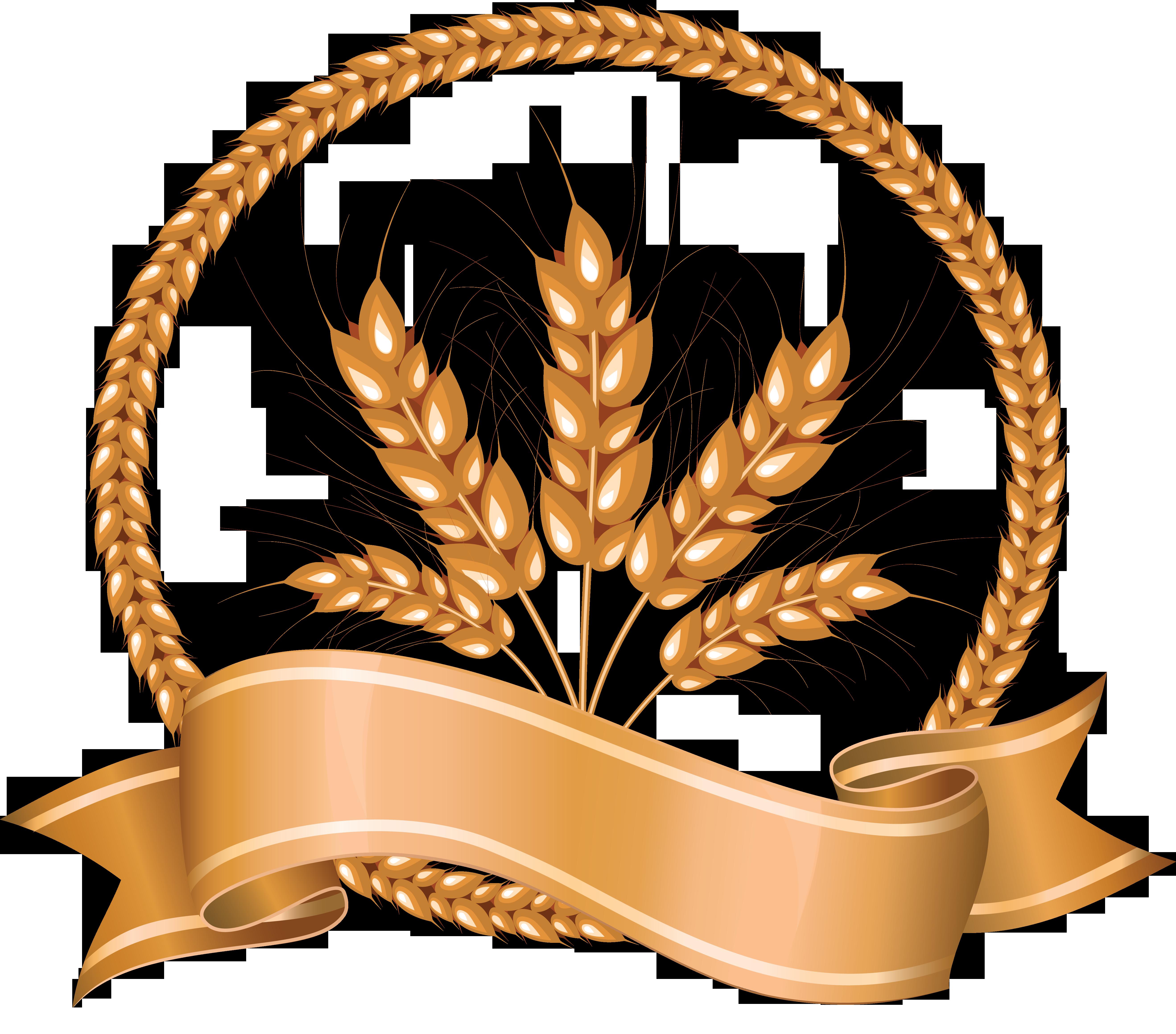 Wheat PNG Image Logo padaria, Logomarca padaria