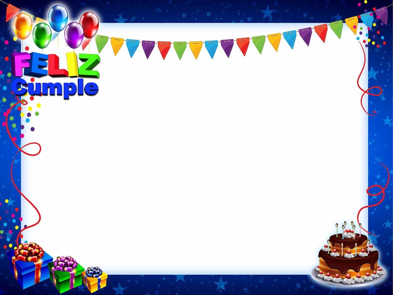 Descargar Invitaciones De Cumpleaños Para Descargar Al Celular 1 en ...
