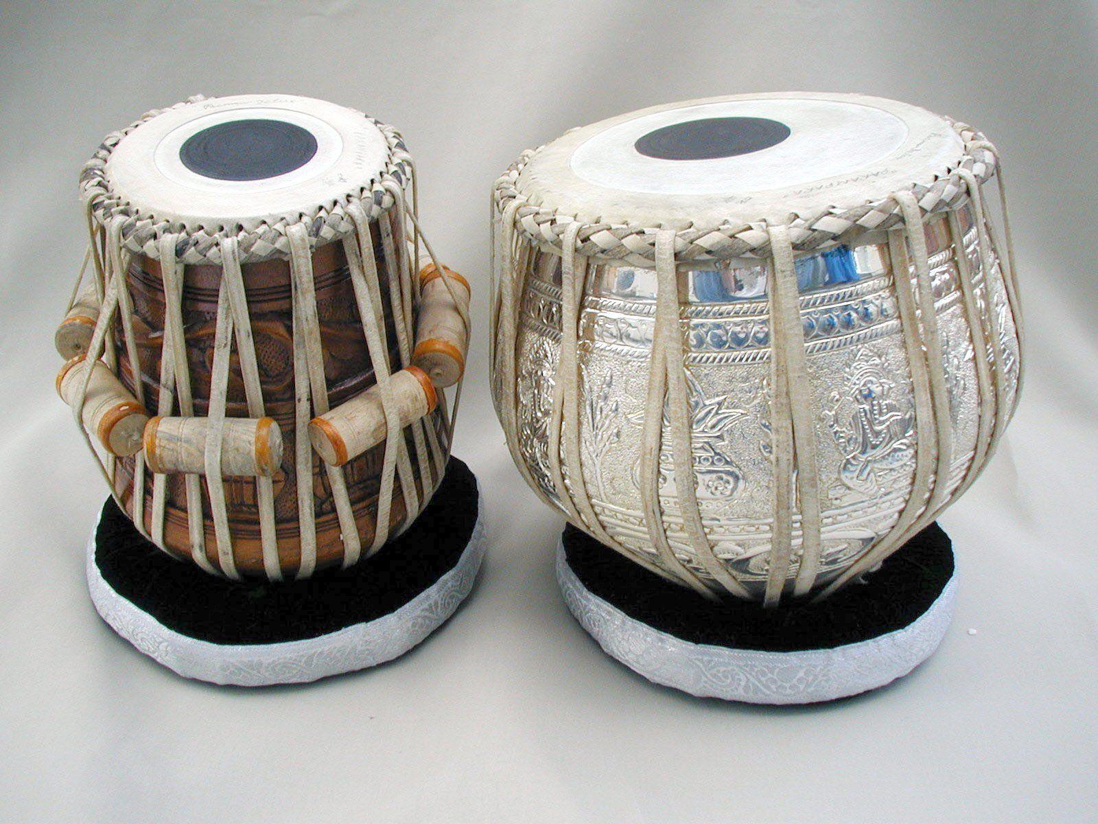 Indian Musical Instruments Tabla Tabla - A north...